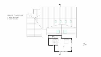 Gilbert Second Floor Plan