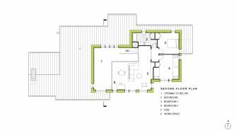 Keffer Second Floor Plan