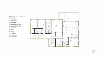 Chang Second Floor Plan