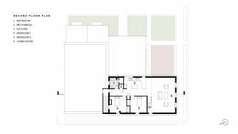 Brooks Second Floor Plan