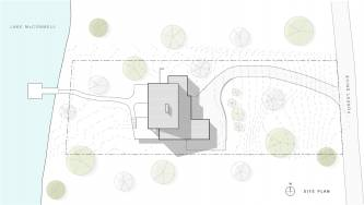 Khabensky Site Plan