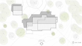 Keffer Passive House Site Plan