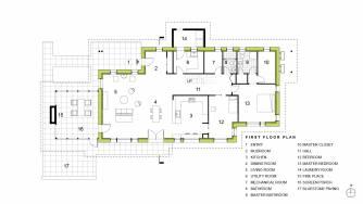 Keffer First Floor Plan