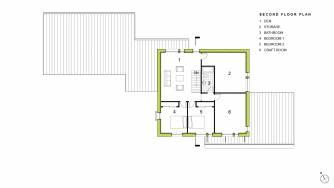 Soeder Second Floor Plan
