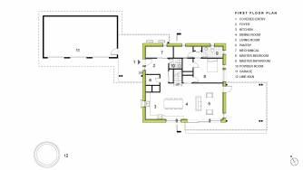 Soeder First Floor Plan